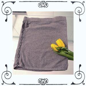 · IRO Stretch Woven Trim Peyton Skirt